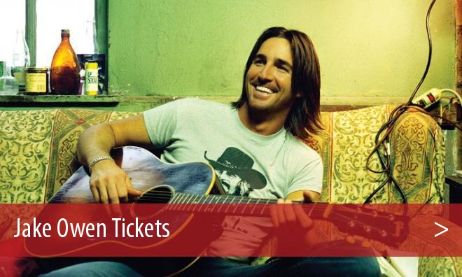 Jake Owen Tickets