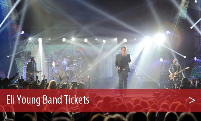 Eli Young Band Tickets