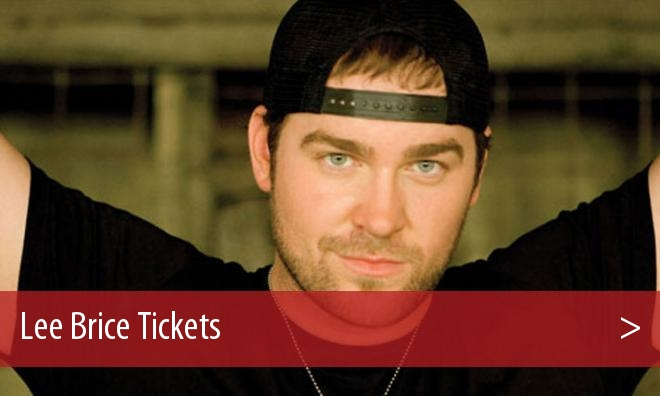 Lee Brice Tickets