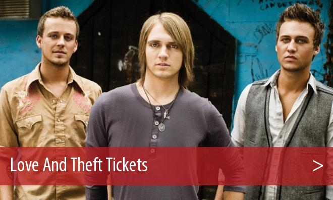 Love And Theft Tickets