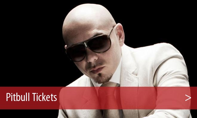 Pitbull Phoenix Tickets Concert - Talking Stick Resort ...