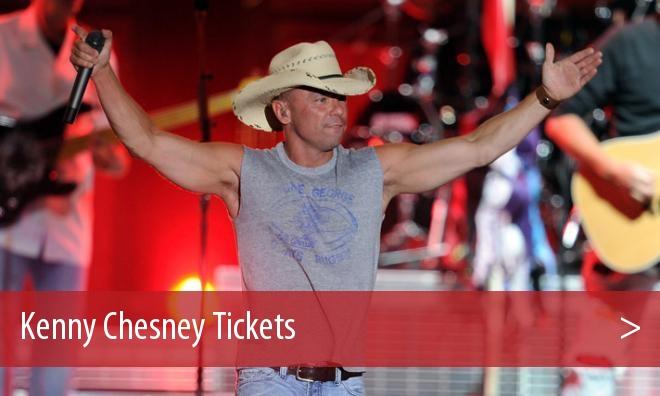 Kenny Chesney Tickets