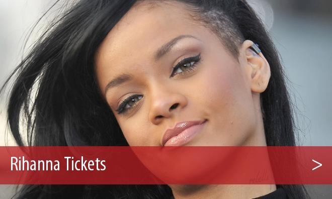 Rihanna Tickets United Center Cheap - Mar 22 2013